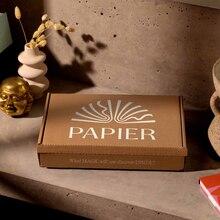 Papier, rebranding