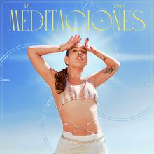 Evah – <cite>Meditaciones</cite> album cover