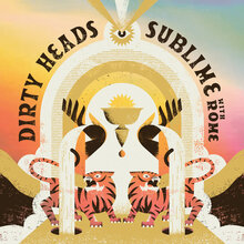Dirty Heads and Sublime with Rome gig poster