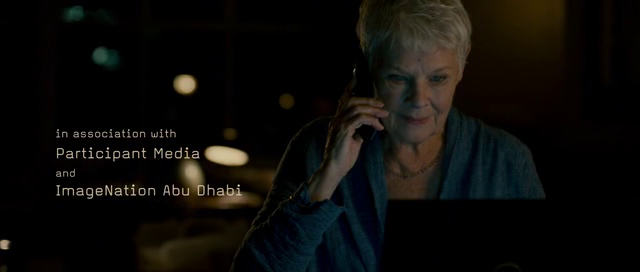 The Best Exotic Marigold Hotel Opening Titles 7