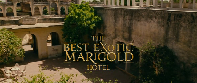 The Best Exotic Marigold Hotel Opening Titles 8