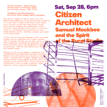 <cite>Image, Building, Object</cite> Posters