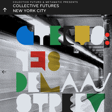 Collective Futures New York City Website