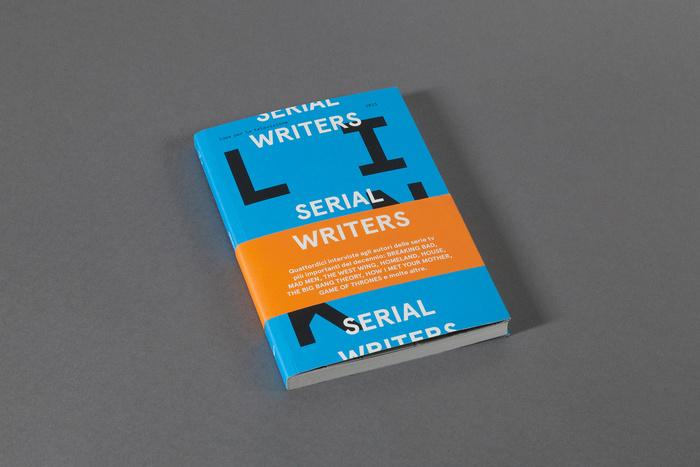 Link #15. Serial Writers. 2