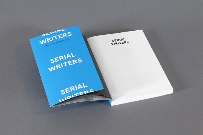 Link #15. Serial Writers. 4