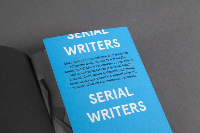 Link #15. Serial Writers. 6