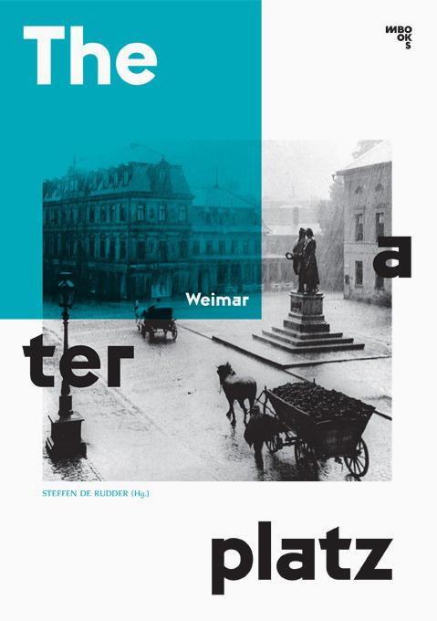 Weimar Theaterplatz by Steffen de Rudder (Ed.) 1