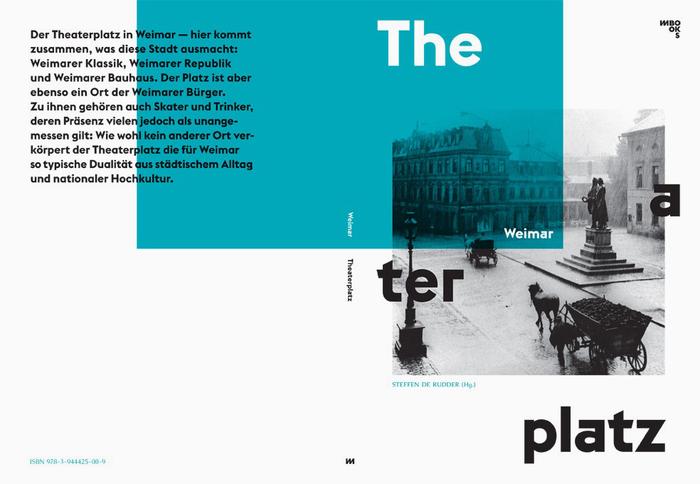 Weimar Theaterplatz by Steffen de Rudder (Ed.) 2