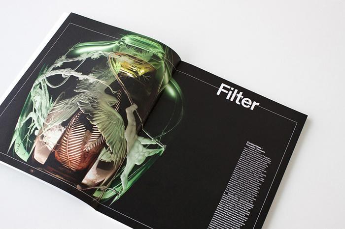 form Magazine, 2013 redesign 2