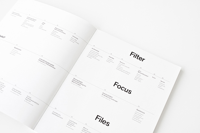 form Magazine, 2013 redesign 3
