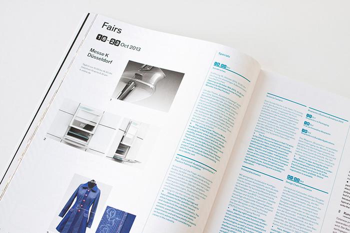 form Magazine, 2013 redesign 4