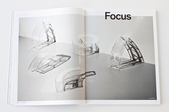 form Magazine, 2013 redesign 7