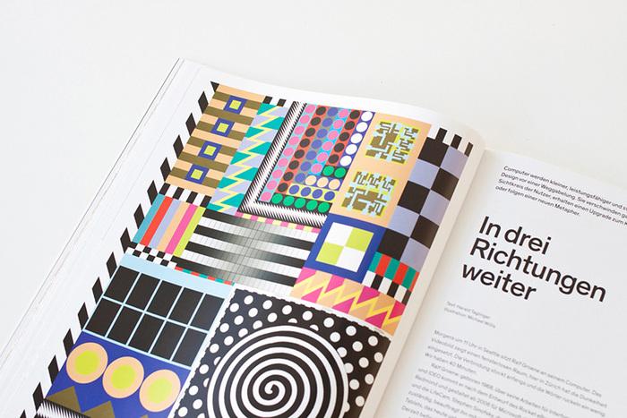 form Magazine, 2013 redesign 8