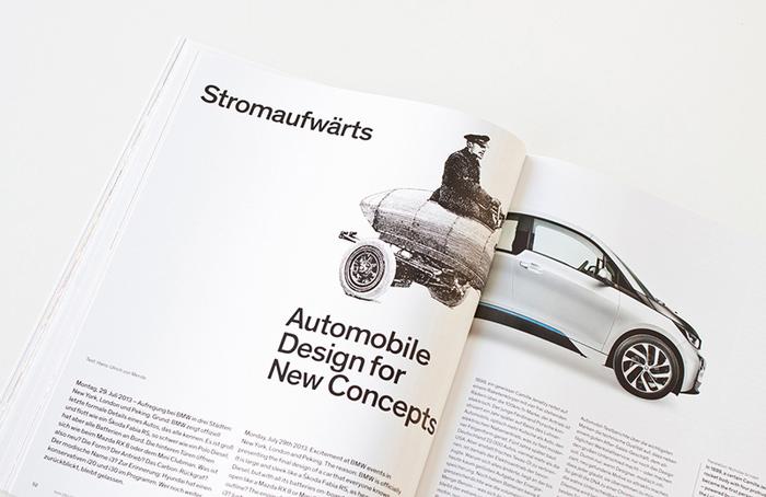 form Magazine, 2013 redesign 9