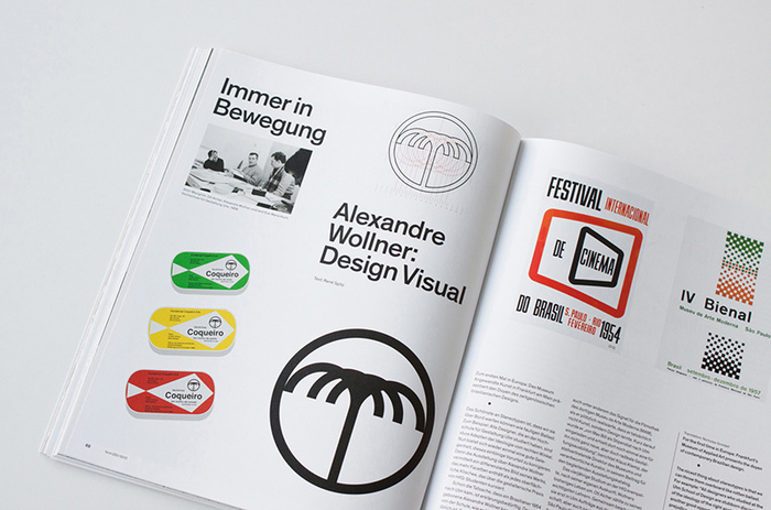 form Magazine, 2013 redesign 11