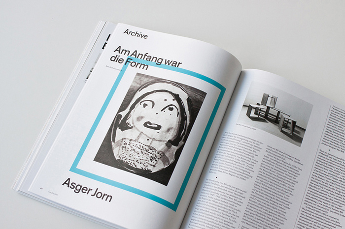 form Magazine, 2013 redesign 12