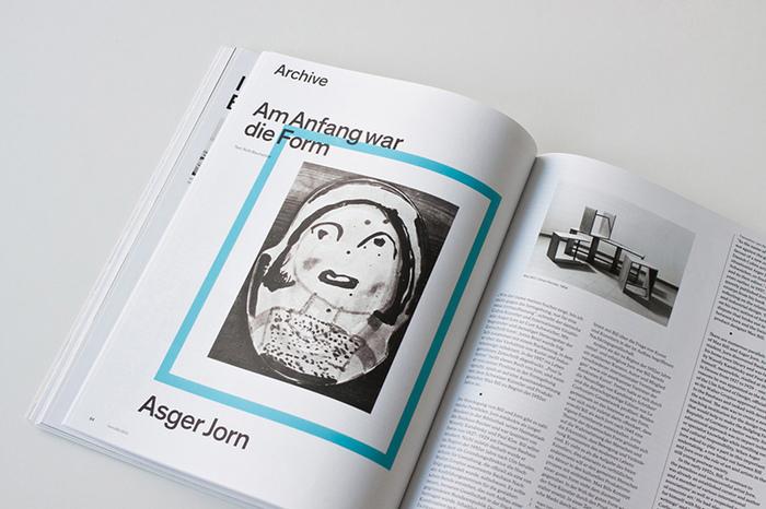 form Magazine, 2013 redesign 12