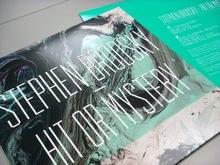 Stephen Brodsky – <cite>Hit Or Mystery</cite> album art