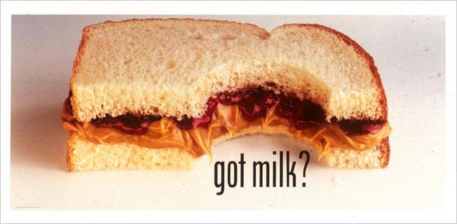 """""""Got Milk?"""" Campaign, 20th Anniversary 5"""