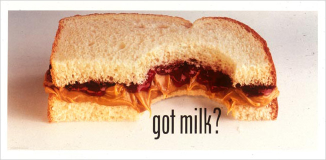 """Got Milk?"" Campaign, 20th Anniversary 5"