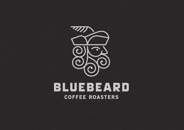 Bluebeard Coffee Roasters Fonts In Use