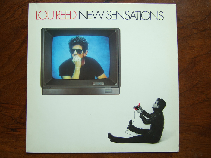 New Sensations by Lou Reed 1