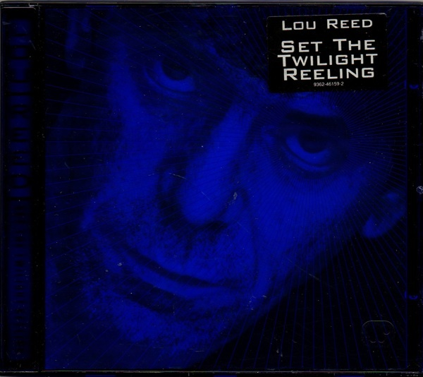 Lou Reed – Set the Twilight Reeling album art 2