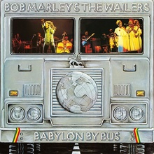Bob Marley &amp; the Wailers – <cite>Babylon By Bus</cite> album art