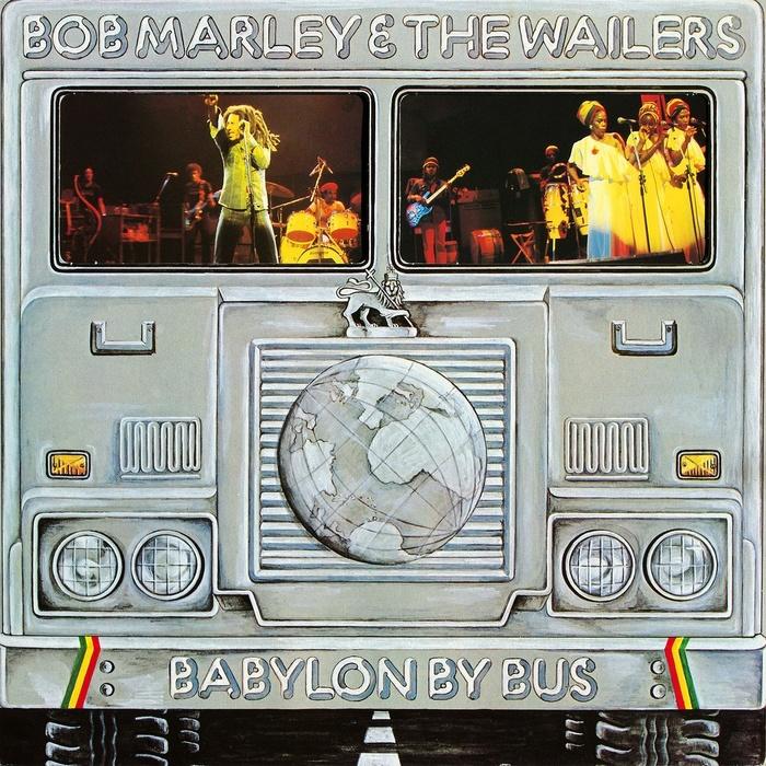 Bob Marley & the Wailers – Babylon By Bus album art 1