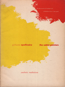 <cite>Documents of Modern Art</cite> Series