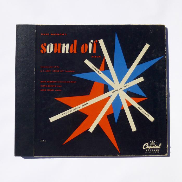 Mark Warnow's Sound Off Album