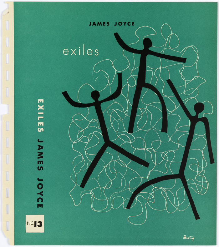 Exiles by James Joyce, New Directions, 1947 1