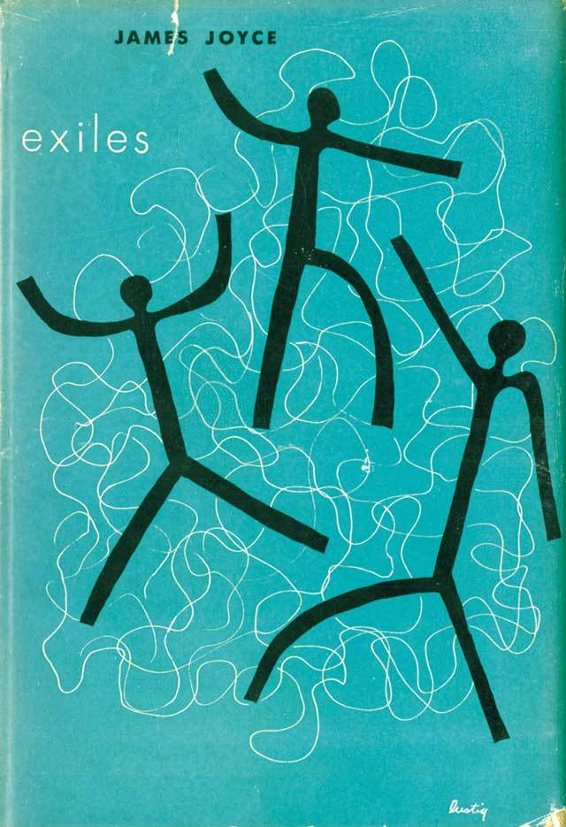 Exiles by James Joyce, New Directions, 1947 2