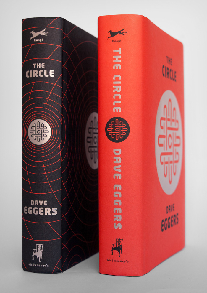The Circle by Dave Eggers, 1st Edition 3