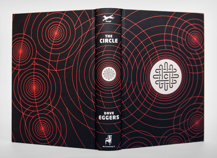 The Circle by Dave Eggers, 1st Edition 4