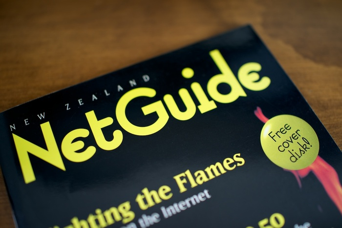 New Zealand NetGuide, Issue 00, Sept 1996 2