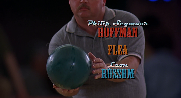 The Big Lebowski Opening and End Titles 1