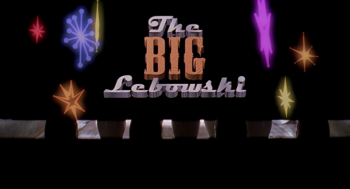 The Big Lebowski Opening and End Titles 4