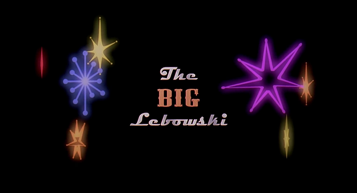 The Big Lebowski Opening and End Titles 5