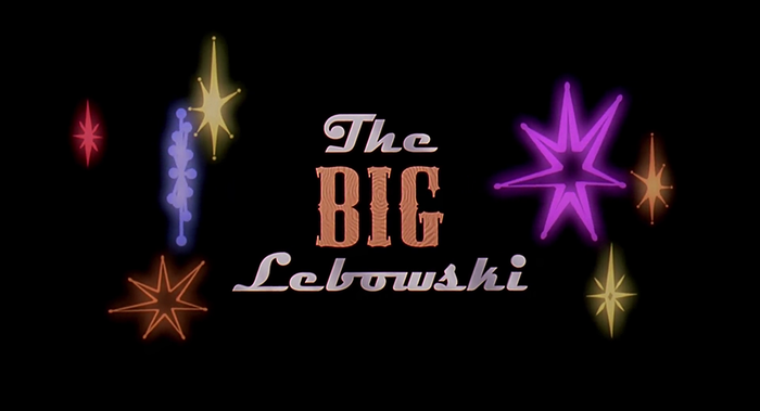 The Big Lebowski Opening and End Titles 6
