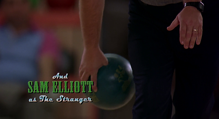 The Big Lebowski Opening and End Titles 8