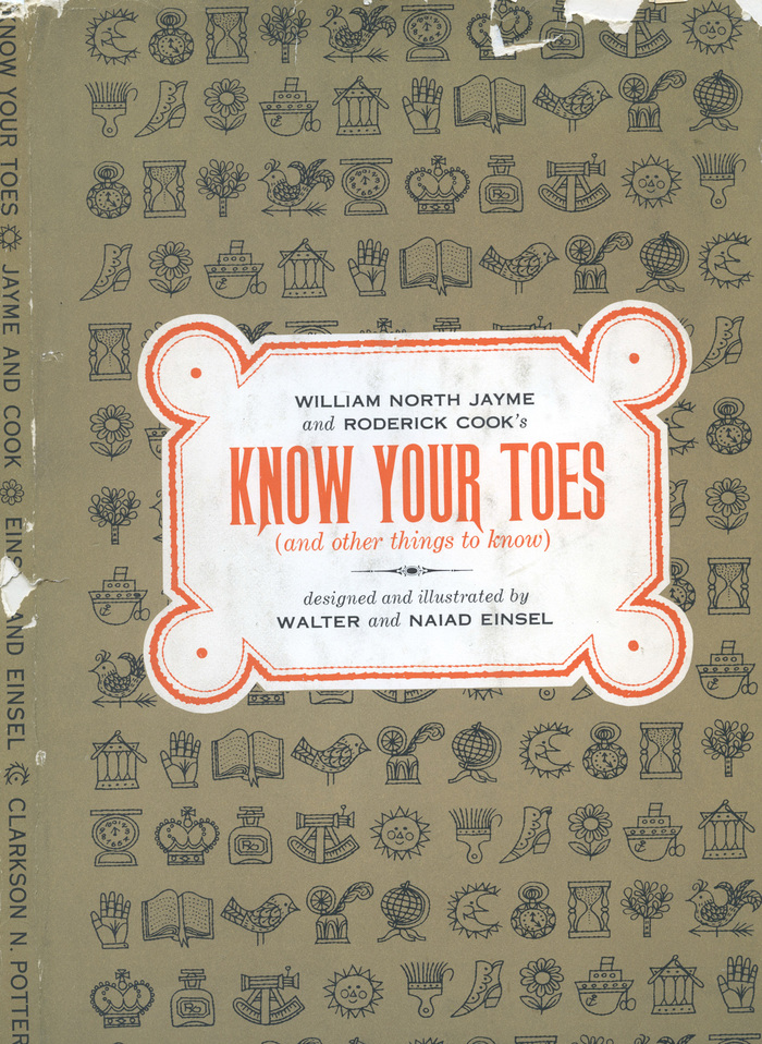 Know Your Toes (and other things to know) 1