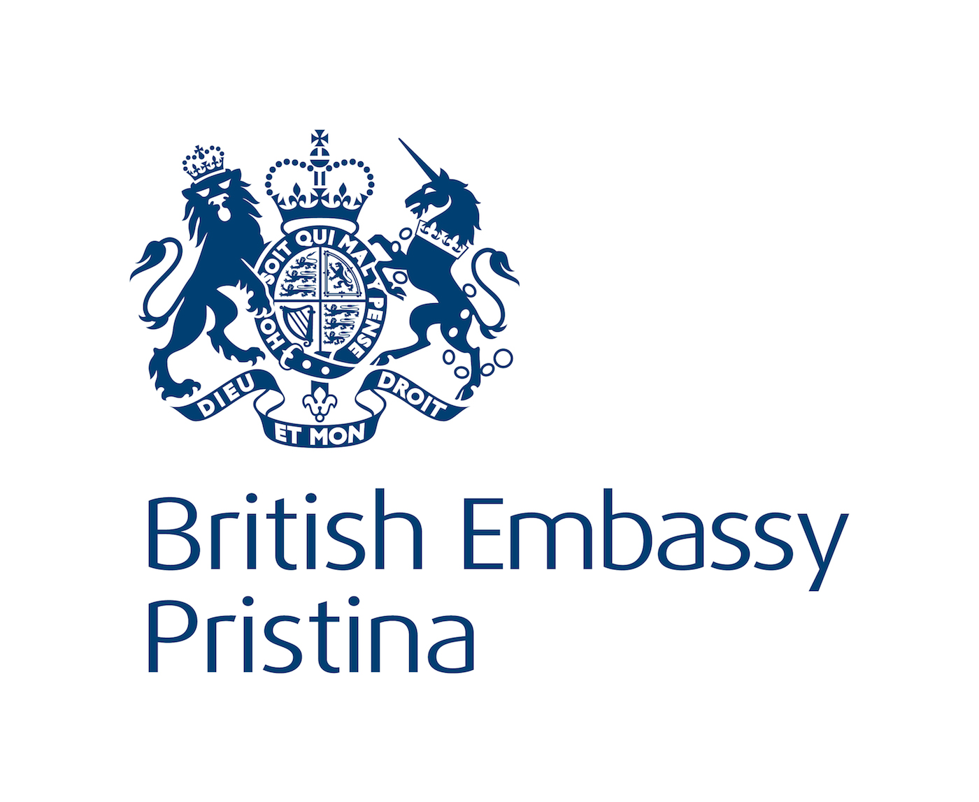 British Embassy Logos Fonts In Use