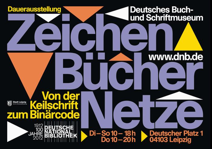Zeichen Bücher Netze at Deutsche Nationalbibliothek 2