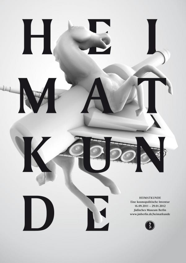 Heimatkunde exhibition posters 2