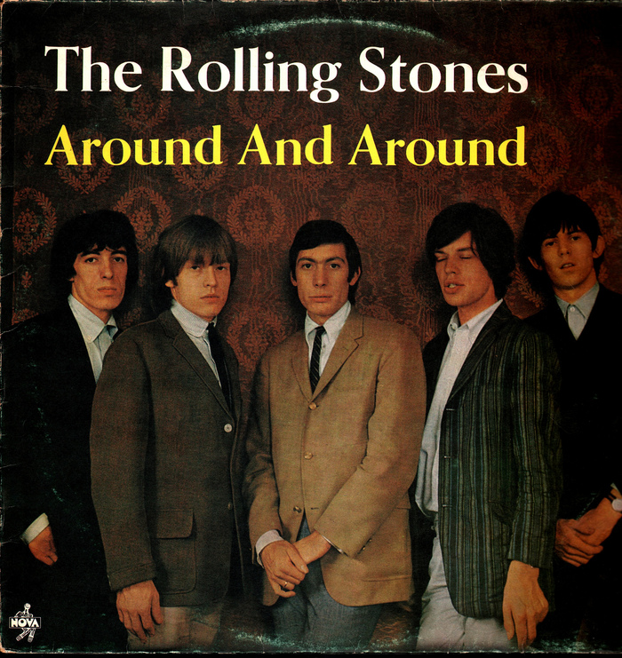 Around And Around by The Rolling Stones 1
