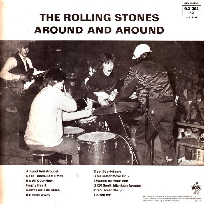 Around And Around by The Rolling Stones 2