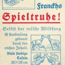 Franckhs Spieltruhe ad