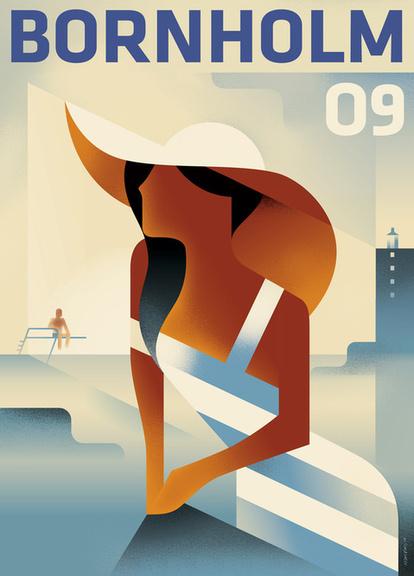 Bornholm Posters, 2008–11 2