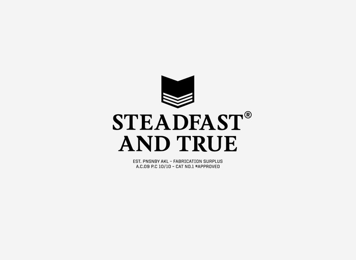 Steadfast and True 1